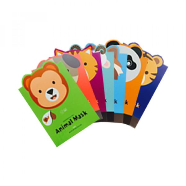 [BERRISOM] Animal Mask Series - 1pack (25ml x 10pcs)