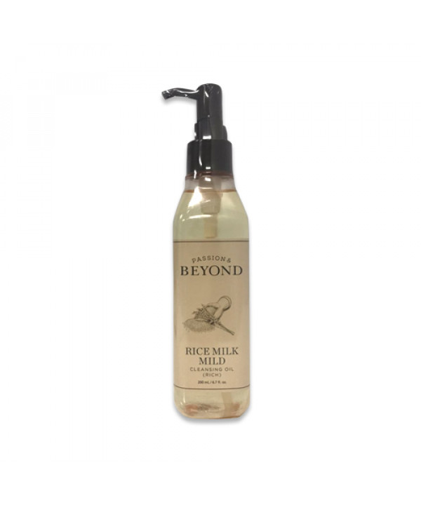 [BEYOND] Rice Milk Mild Cleansing Oil Rich - 200ml