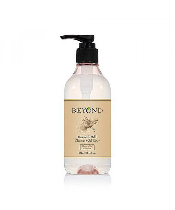[BEYOND] Rice Milk Mild Cleansing Gel Water - 300ml