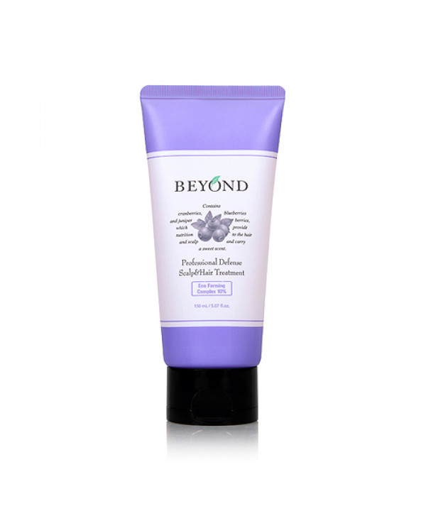 [BEYOND] Professional Defense Scalp & Hair Treatment - 150ml
