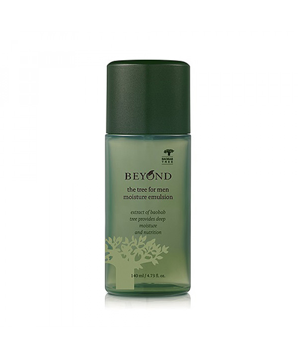 [BEYOND] The Tree For Men Moisture Emulsion - 140ml