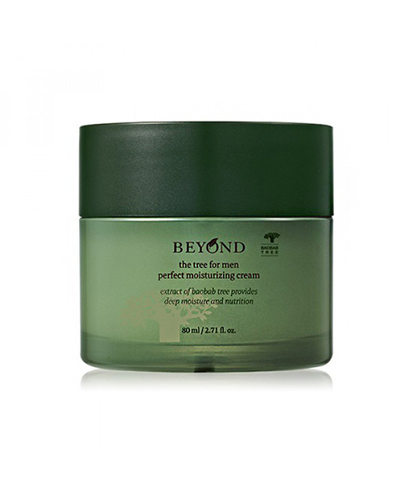 [BEYOND] The Tree For Men Perfect Moisturizing Cream - 80ml