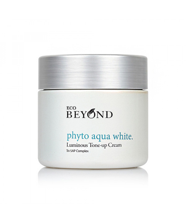[BEYOND] Phyto Aqua White Luminous Tone Up Cream - 75ml