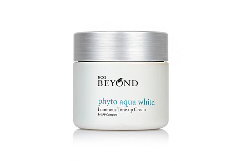 [BEYOND] Phyto Aqua White Luminous Tone Up Cream - 75ml