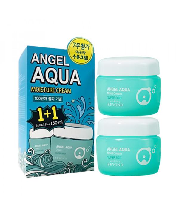 [BEYOND] Angel Aqua Cream Super Size 1+1 Special Edition - 1pack (150ml x 2pcs)