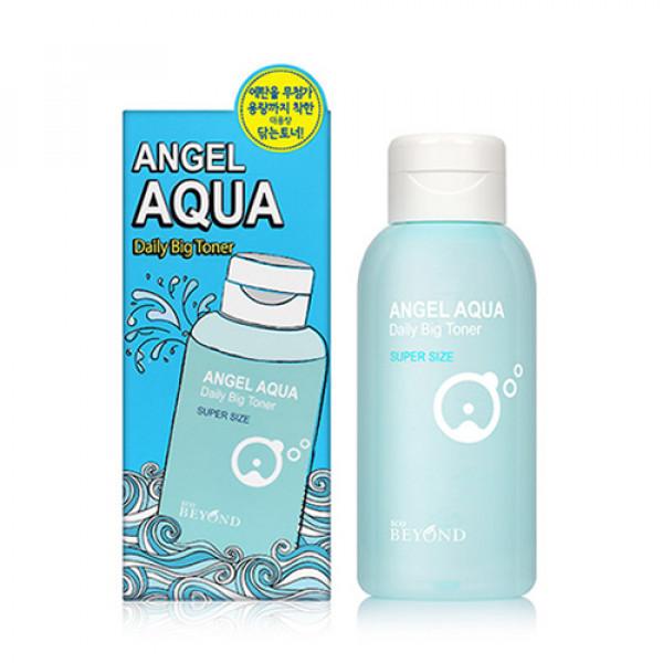 W-[BEYOND] Angel Aqua Daily Big Toner (Super Size) - 500ml x 10ea