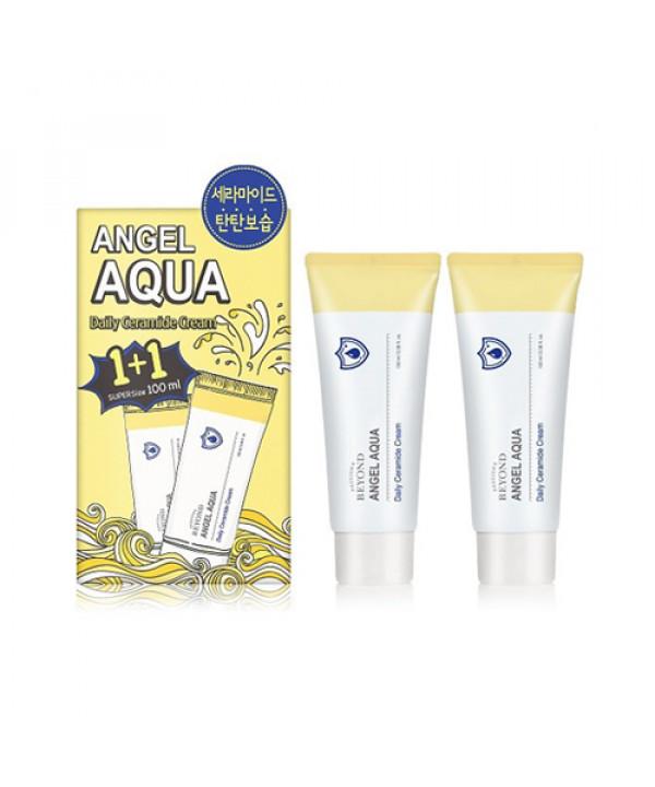 [BEYOND] Angel Aqua Daily Ceramide Cream 1+1 Special Edition - 1pack (2pcs)