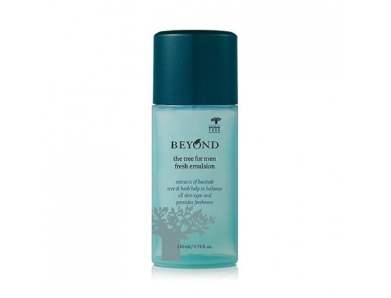 [BEYOND] The Tree For Men Fresh Emulsion - 140ml
