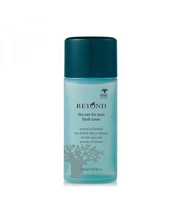 [BEYOND] The Tree For Men Fresh Toner - 150ml