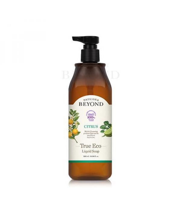 [BEYOND] True Eco Liquid Soap (Citrus) - 500ml