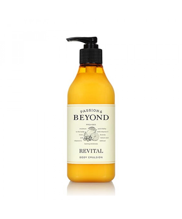 [BEYOND] Revital Boby Emulsion - 450ml