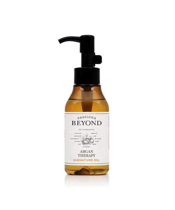 W-[BEYOND] Argan Therapy Signature Oil - 130ml (New) x 10ea