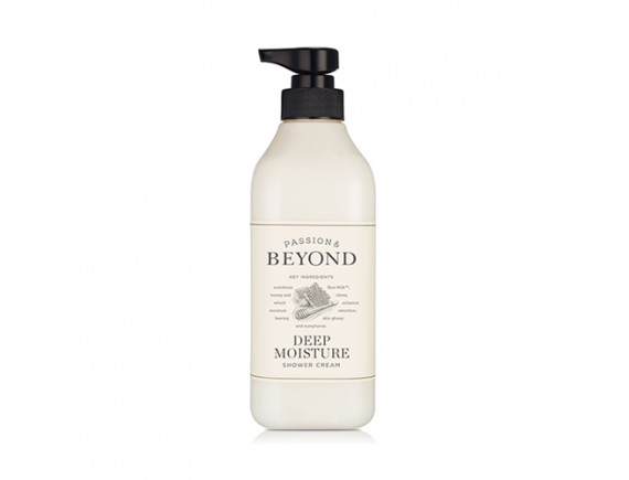 [BEYOND] Deep Moisture Shower Cream - 600ml
