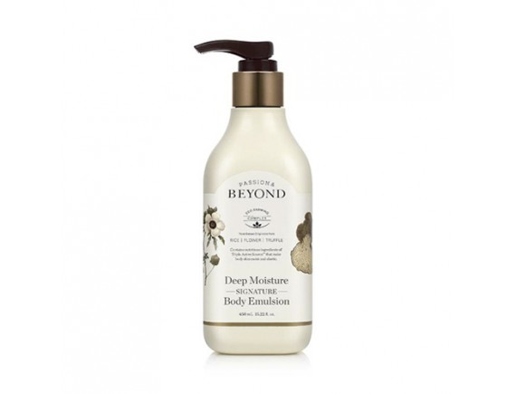 [BEYOND] Deep Moisture Signature Body Emulsion - 450ml