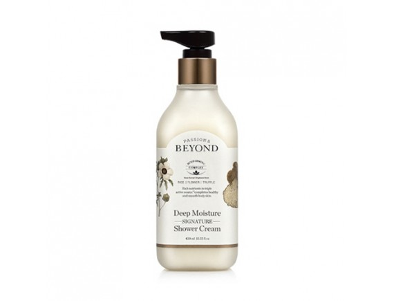 [BEYOND] Deep Moisture Signature Shower Cream - 450ml