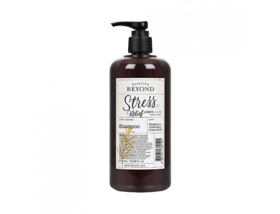 [BEYOND] Stress Relief Shampoo - 470ml