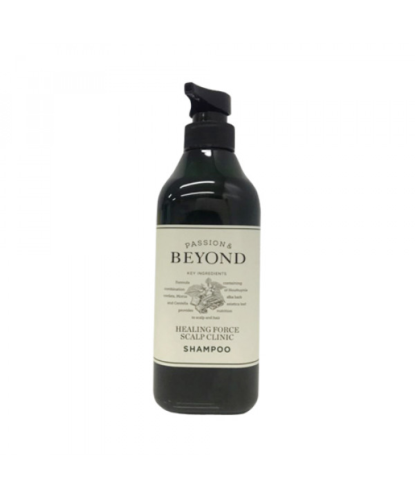 [BEYOND] Healing Force Scalp Clinic Shampoo - 600ml