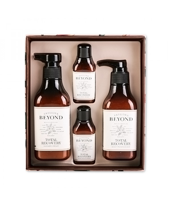 [BEYOND] Total Recovery Body Gift Set - 1pack (4items)