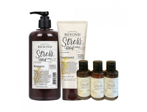 [BEYOND] Stress Relief Hair 2 Step Set - 1pack (5items)