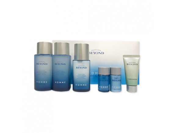 [BEYOND] Homme Balance Skin Care Set - 1pack (6items)