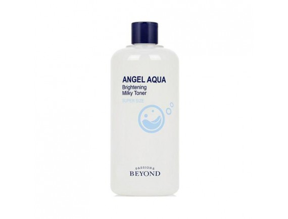 [BEYOND] Angel Aqua Brightening Milky Toner (Super Size) - 500ml