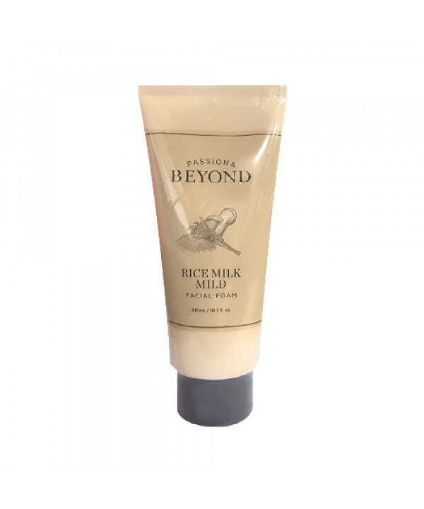 [BEYOND] Rice Milk Mild Facial Foam (2020) - 300ml