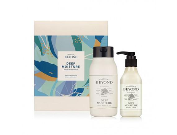 [BEYOND] Deep Moisture Body Serum In Oil Set (Breathe Edition) - 1pack (2items)