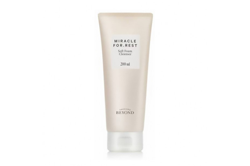 [BEYOND] Miracle For Rest Soft Foam Cleanser (Breathe Edition) - 200ml