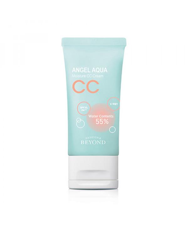 [BEYOND] Angel Aqua Moisture CC Cream - 45ml (SPF30 PA++)