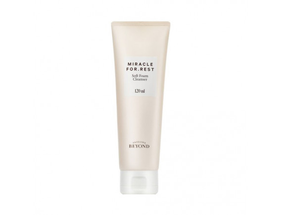 [BEYOND] Miracle For Rest Soft Foam Cleanser - 120ml