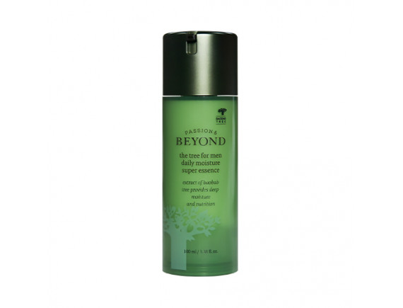[BEYOND] The Tree For Men Daily Moisture Super Essence - 100ml