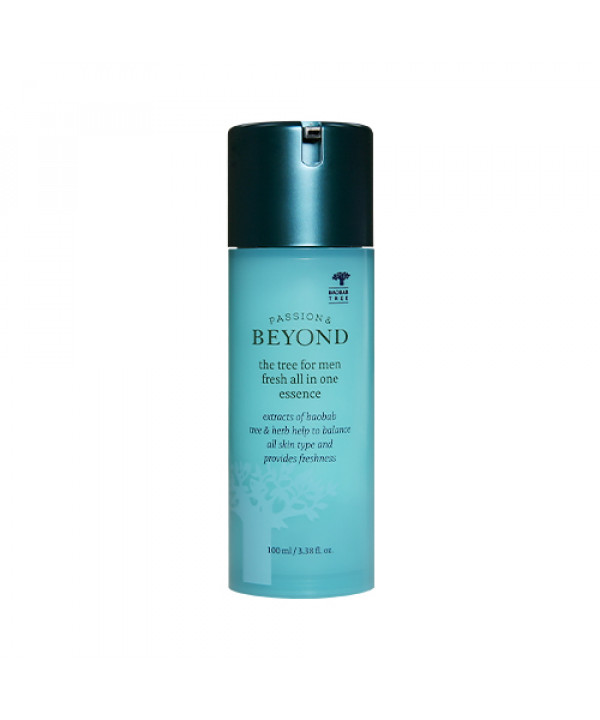 [BEYOND] The Tree For Men Fresh All In One Essence - 100ml