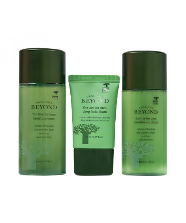 [BEYOND] The Tree For Men Moisture Special Set - 1pack (3items)