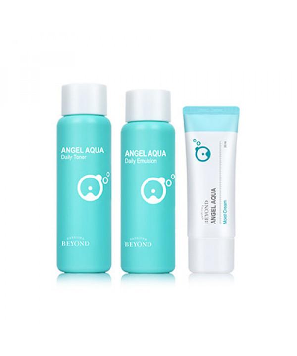 W-[BEYOND] Angel Aqua Skin Care Set - 1pack (3items) x 10ea