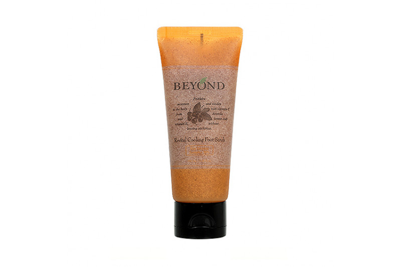[BEYOND] Revital Cooling Foot Scrub - 100ml