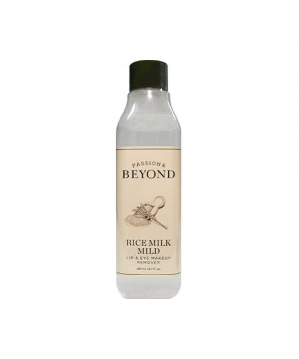 [BEYOND] Rice Milk Mild Lip & Eye Makeup Remover - 200ml