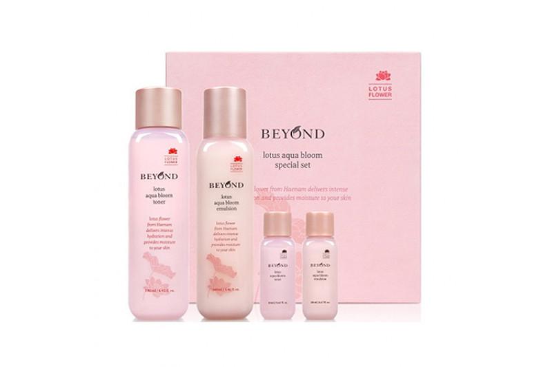 [BEYOND] Lotus Aqua Bloom Special Set - 1pack (4item)