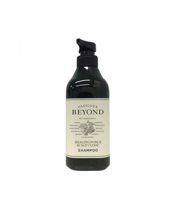 [BEYOND] Healing Force Scalp Clinic Shampoo - 450ml