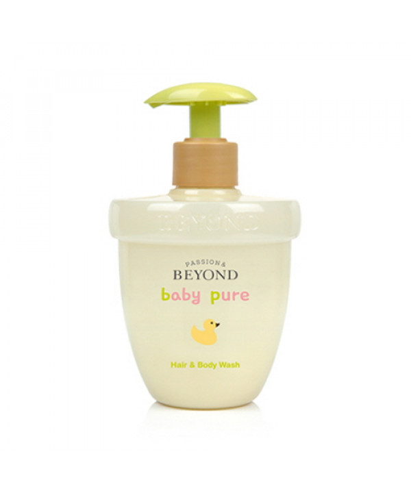 [BEYOND] Baby Pure Hair & Body Wash - 350ml (New)