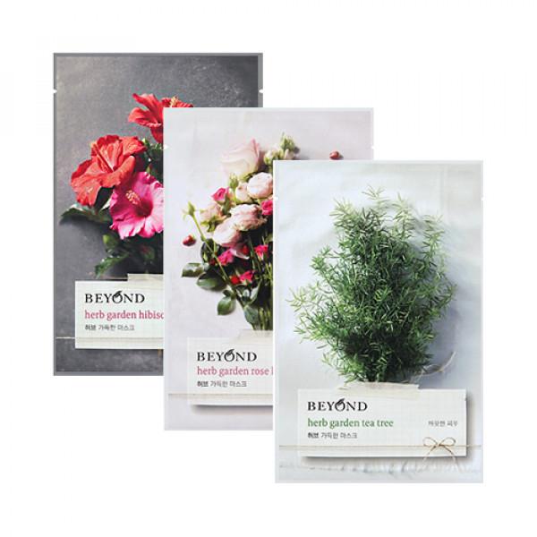 [BEYOND] Herb Garden Mask - 1pcs