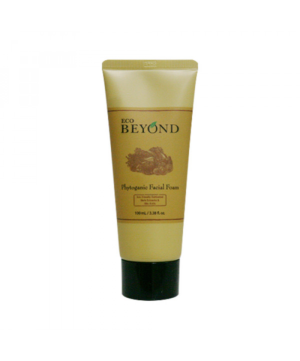 [BEYOND_Sample] Phytoganic Facial Foam Sample - 100ml