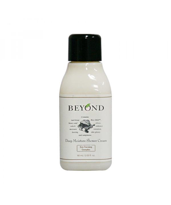 [BEYOND_Sample] Deep Moisture Shower Cream Sample - 60ml