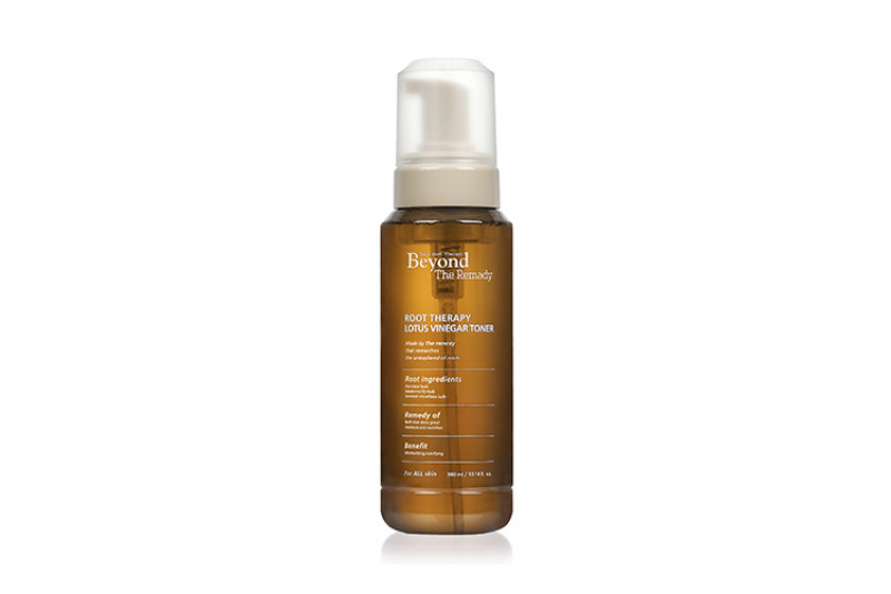 [BEYOND THE REMEDY] Root Therapy Lotus Vinegar Toner - 300ml