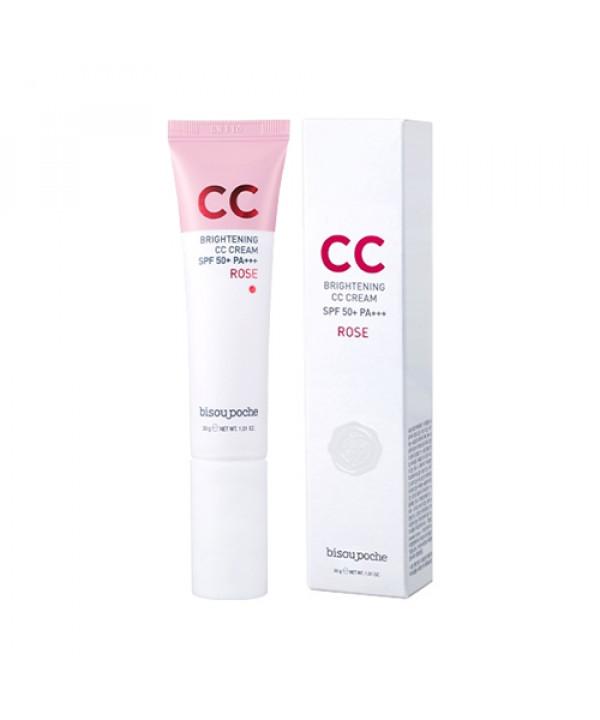 [Bisoupoche] Brightening CC Cream - 30g (SPF50+ PA+++)