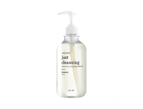 [B-LAB] I Am Sorry Just Cleansing Aqua Nature Shampoo - 500ml