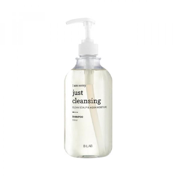 [B_LAB] I Am Sorry Just Cleansing Aqua Nature Shampoo - 500ml