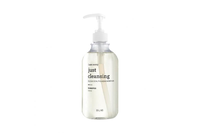 [B-LAB] I Am Sorry Just Cleansing Aqua Nature Shampoo - 500ml