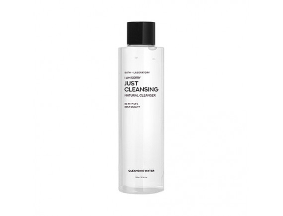 [B-LAB] I Am Sorry Just Cleansing Cleansing Water - 300ml