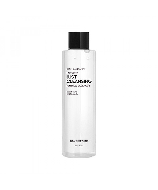 [B_LAB] I Am Sorry Just Cleansing Cleansing Water - 300ml