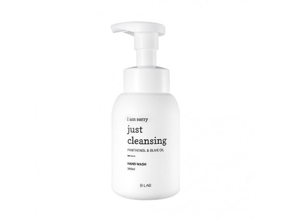 [B-LAB] I Am Sorry Just Cleansing Panthenol Care Hand Wash - 300ml